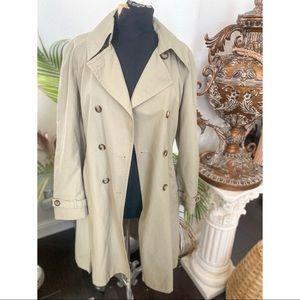 Hilary Radley pea coat with belt